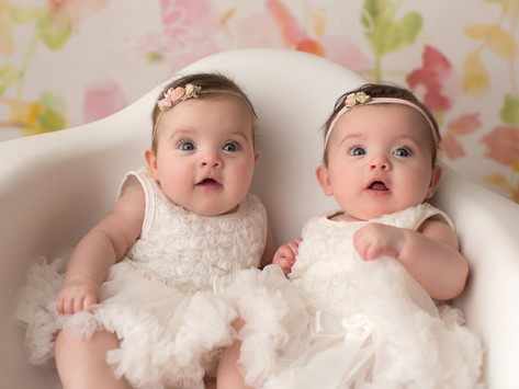 The Pelletier Girls | Athens, GA Child Portrait Photographer