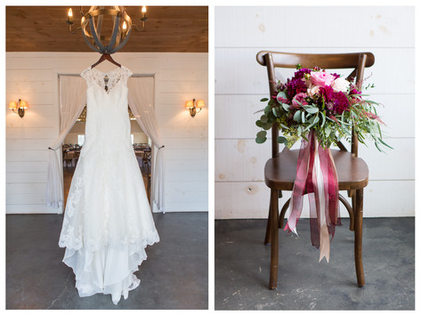 Ben + Leah's Grant Hill Farm Wedding | Commerce, GA Wedding Photographer
