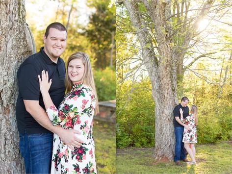 Cody + Tabitha | Athens, GA Engagement Session
