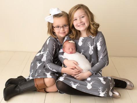 Kynlee's Newborn Session | Athens, GA Newborn Photographer