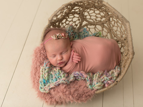 Elizabeth Ann | Athens, GA Newborn Photographer