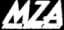 Michael Zanuck Agency MZA logo white talent agent