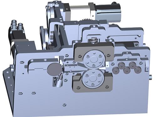 Coiler Head Parts