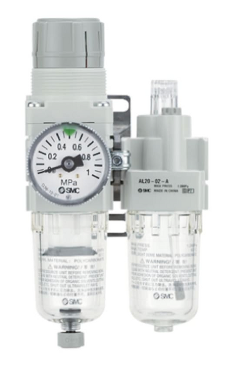 SMC Pneumatic Regulator