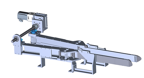 Regular Coiler Belt Conveyor