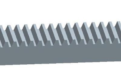 Push Bar Gear Rack