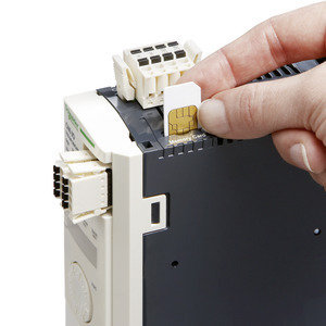 Schneider Servo Drive Memory Card