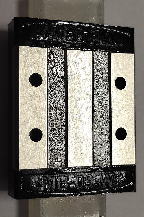 Linear Bearing for Push Bar