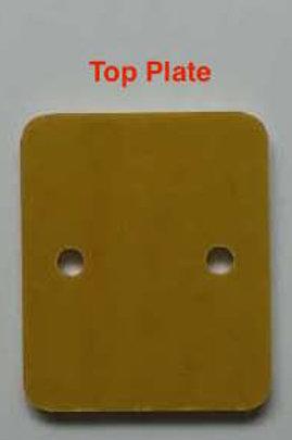 Chain Conveyor Yellow Top Plate H150-2-17i