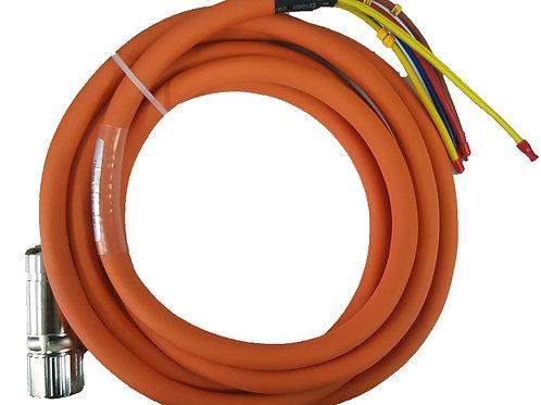 Servo Motor Power Cable
