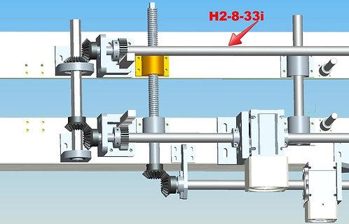 Axis- Rotational Conveyor