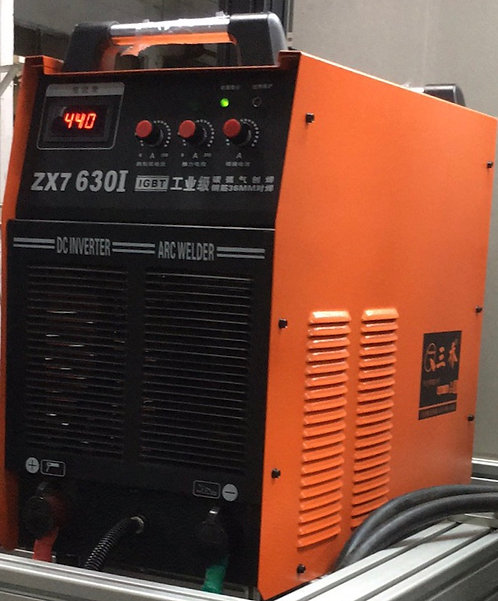 Heat Treatment Welder