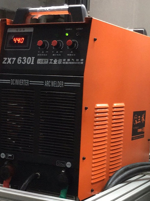 Heat Treatment Welder