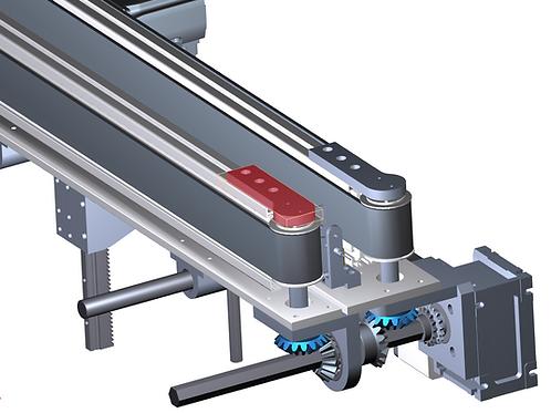 Rotational Belt Conveyor