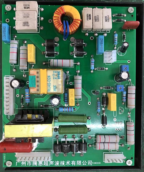Ultrasonic Main Circuit Board THW20D