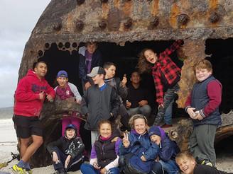 Pathfinder Hike to the SS Kakapo
