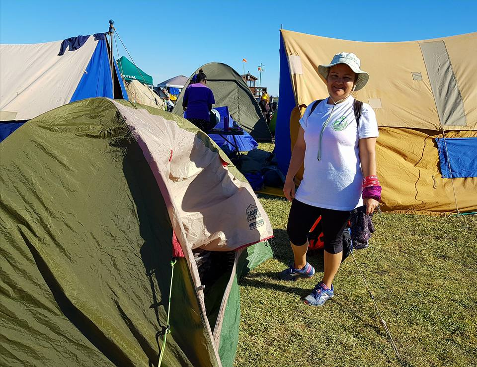 The Tent Village
