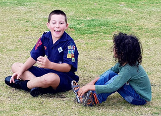 Cubs and Scouts - Musings from a Cub/ Scout