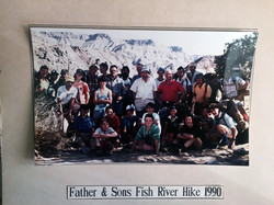Father-and-Sons-Fish-River-Hike-1990