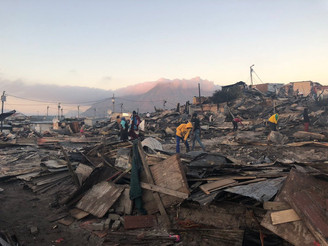 Fire Relief Appeal