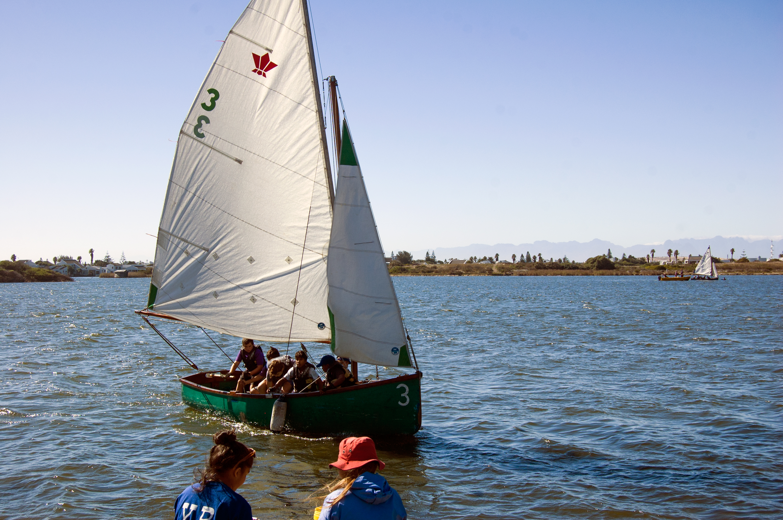April Regatta