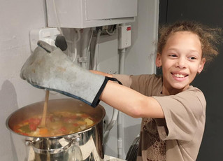 Pack Soup Kitchen for the Haven Night Shelter