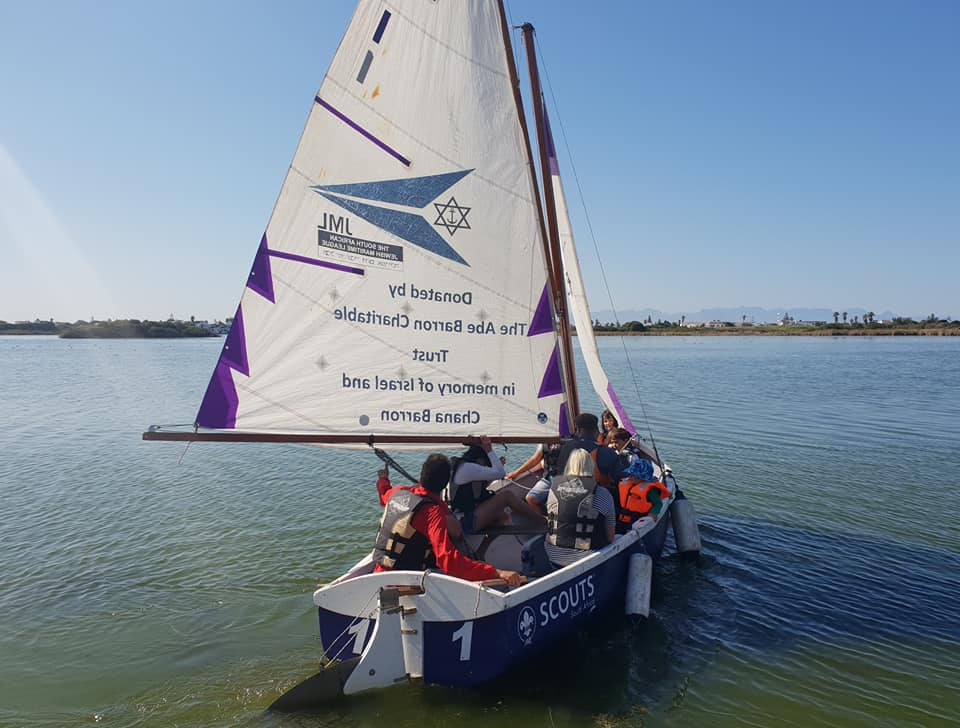 Trips on the vlei provided by our Scouts.