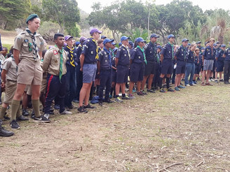 2017 Beaver Rose Scout Competition