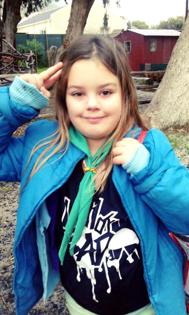 Cub Petzer #ScoutScarfDay