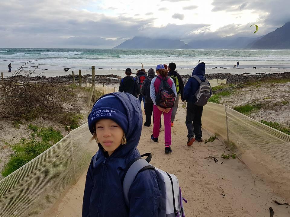 Hike to the SS Kakapo