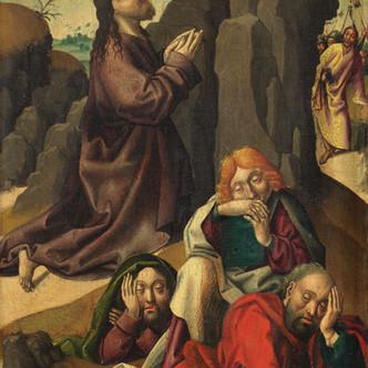Dans le sillage de Schongauer, un panneau alsacien du XVe siècle chez Kohn