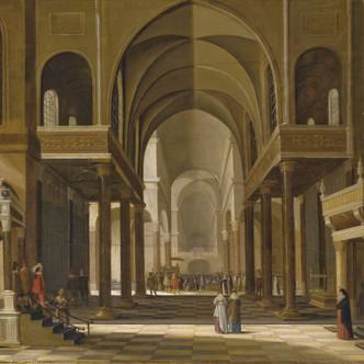 Hautes nefs au musée de Flandre : silence et contemplation