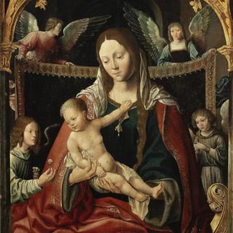 Une Vierge à l'Enfant chez Bonhams à Londres : un panneau proche du Maître de Dinteville ?