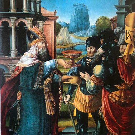 Le Triptyque Milletot à Flavigny-sur-Ozerain : le Maître de Commarin et ses influences
