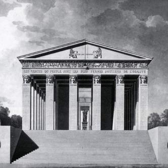 Antique et architecture en Europe dans la première moitié du XIXe siècle