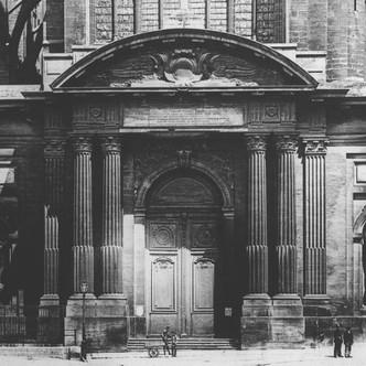 Un portail pour la Cathédrale de Metz