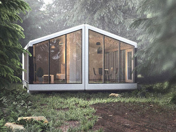 Living Big in Tiny Houses in a Shrinking World
