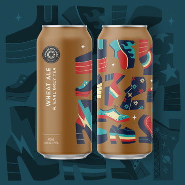 COLLECTIVE ART BREWING || Beer Labels