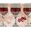 Thumbnail: Cisper 6pc Bistro Wine Glass Set