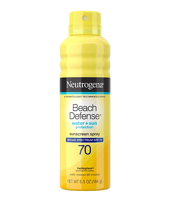 Neutrogena Beach Defense Sunscreen Spray