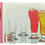 Thumbnail: Tropical Tumbler 3pc 350ml Glass Set