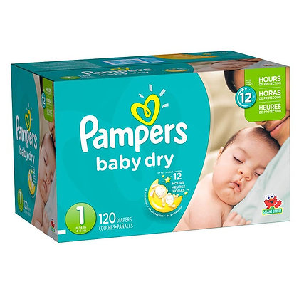 Pampers Baby Diapers Stage-1