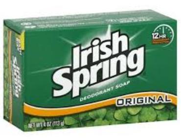 Irish Spring Bar 3pack