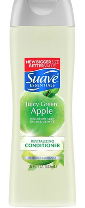 Suave Essentials Juicy Green Apple Conditioner