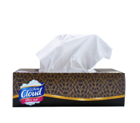 White Cloud Ultra Soft Facial Tissue