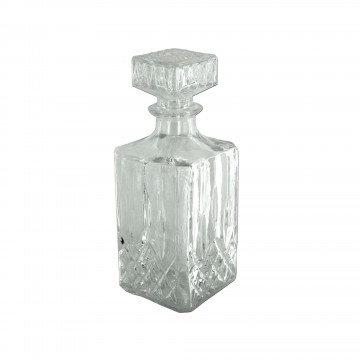 34 oz. Decorative Glass Decanter