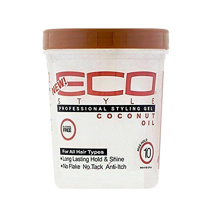 Eco Style Professional Styling Gel-Coconut Oil