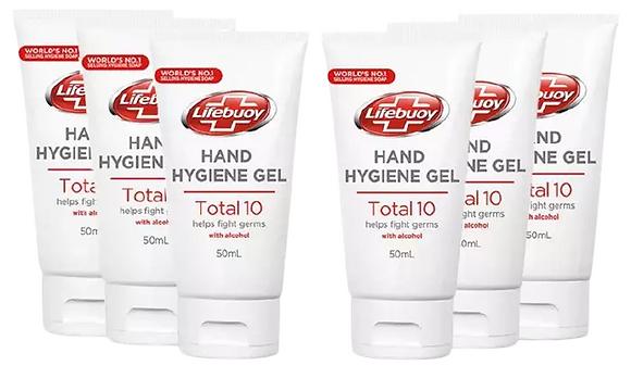 Lifebuoy Hand Hygiene Gel