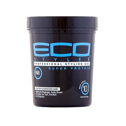 Eco Style Professional Styling Gel-Super Protein