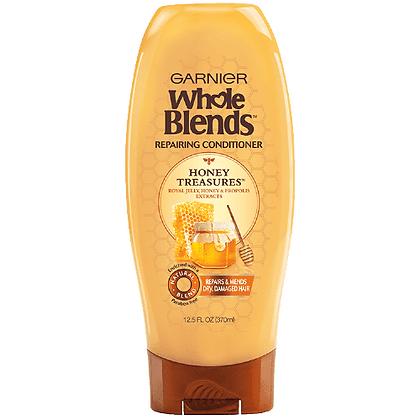 Garnier  Whole Blends Repairing Conditioner-Honey Treasures